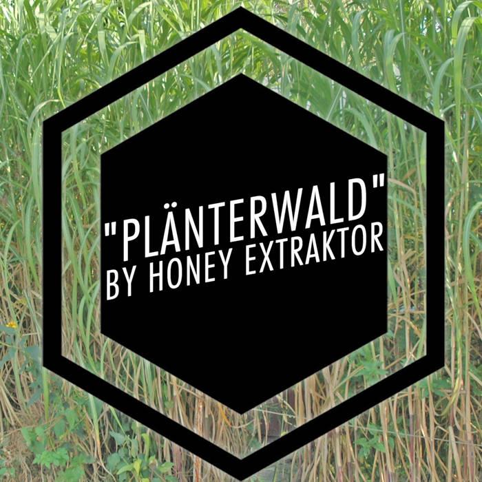 Plänterwald -digital single- cover art