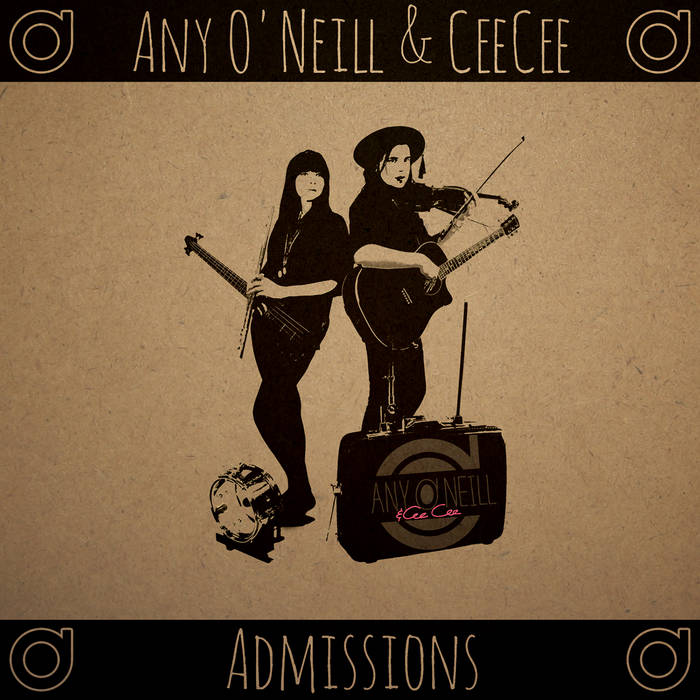 Admissions cover art