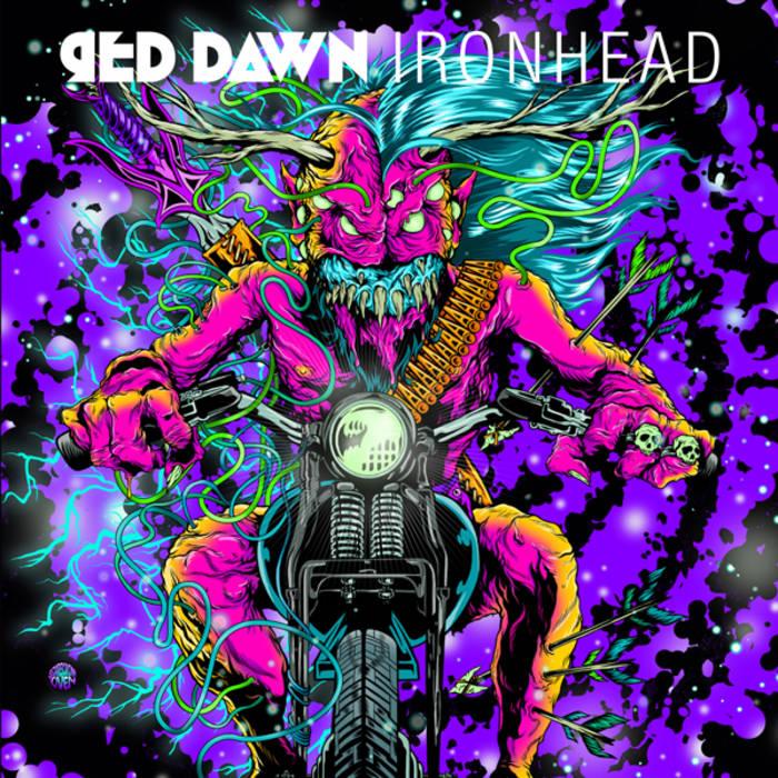 Ironhead cover art