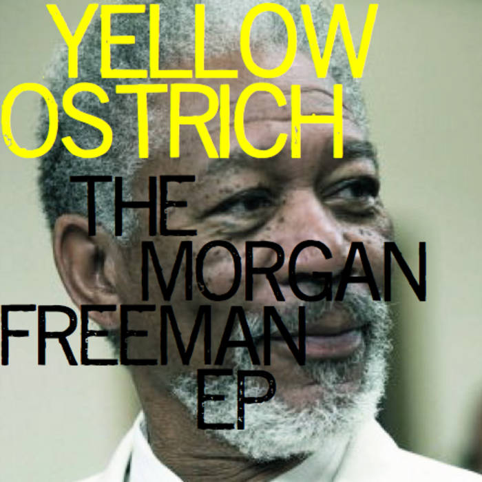 The Morgan Freeman EP cover art