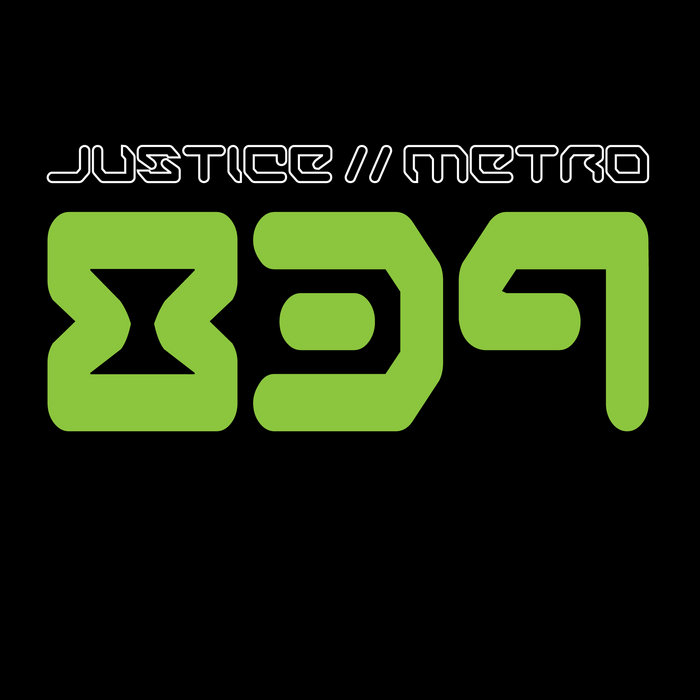 839 - Justice/Metro cover art