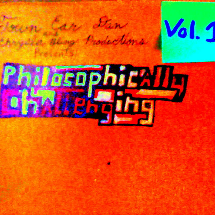 Philosophically Challenging Vol. 1 cover art