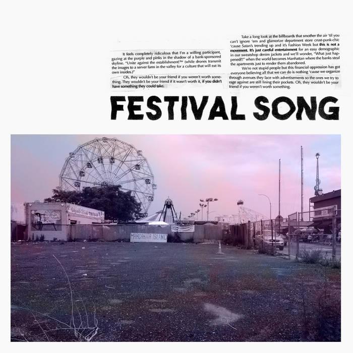 Festival Song cover art