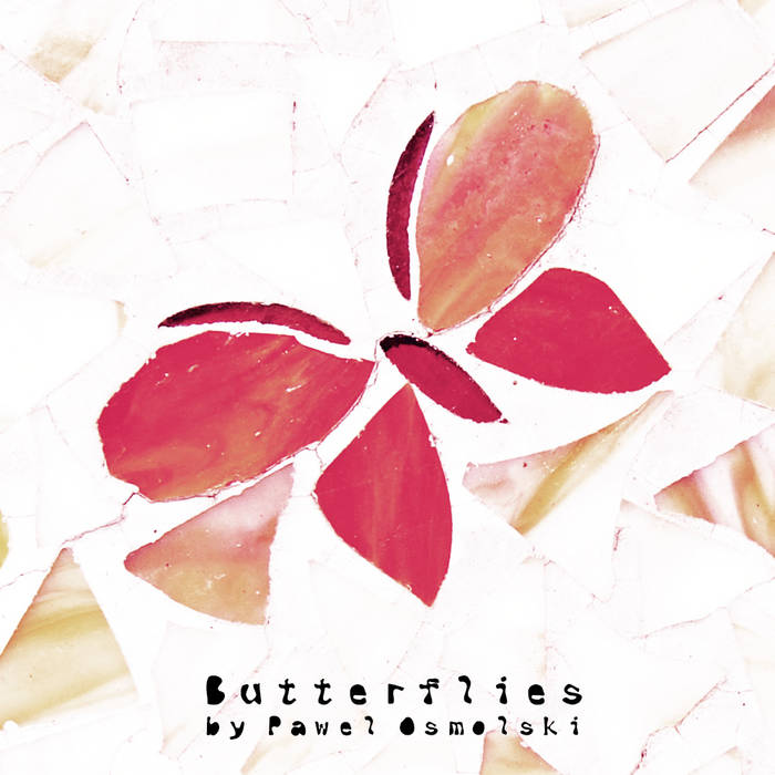 Butterflies cover art
