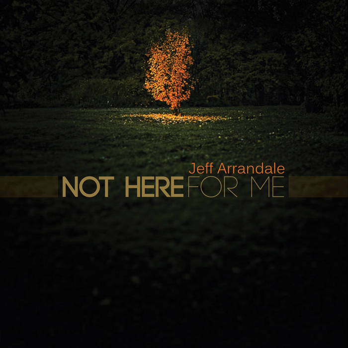 Not Here For Me cover art
