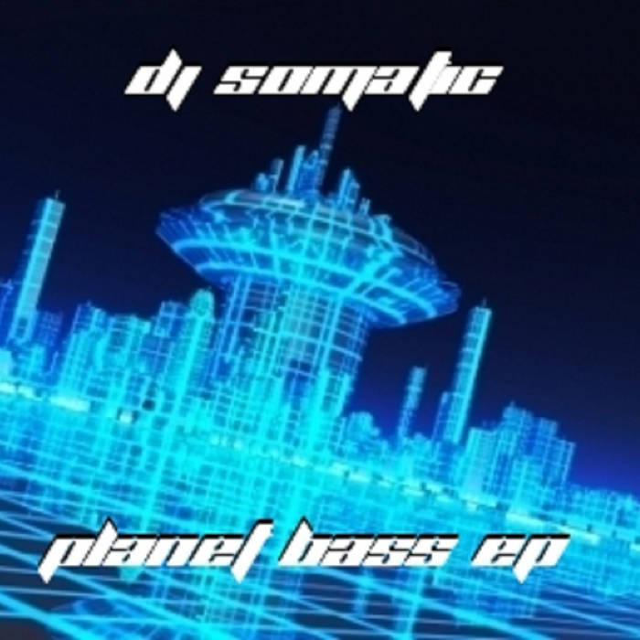 Planet Bass EP cover art