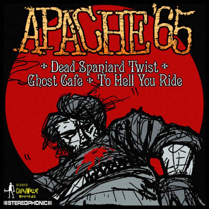 Dead Spaniard Twist cover art