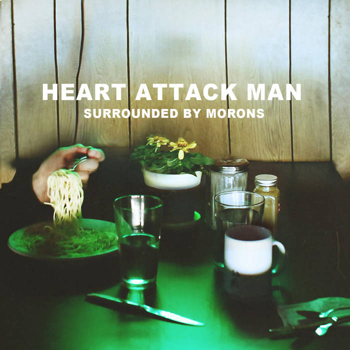 Surrounded By Morons cover art