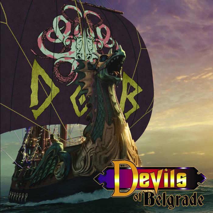 Devils of Belgrade cover art