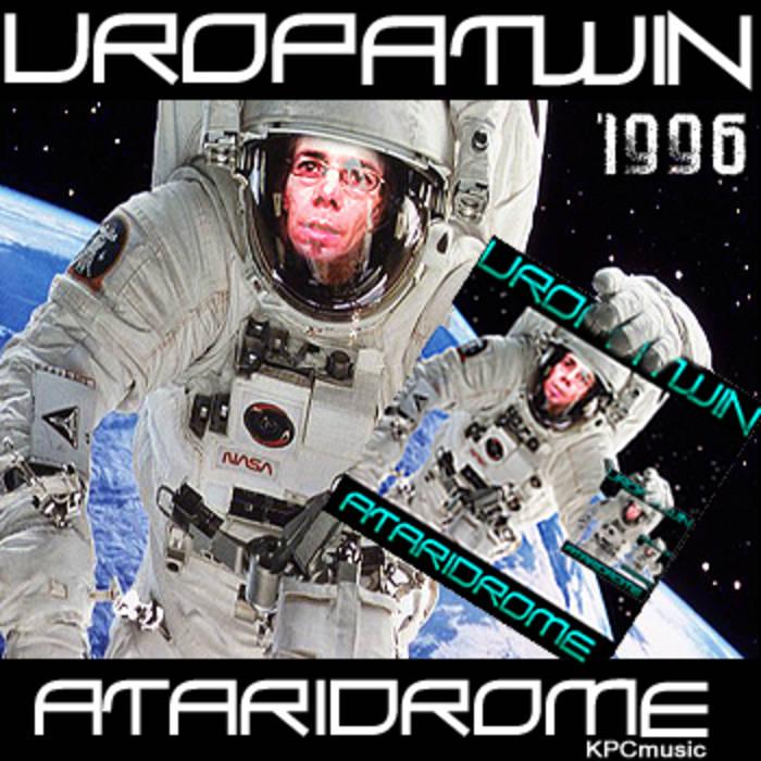 ATARIDROME [1996] cover art