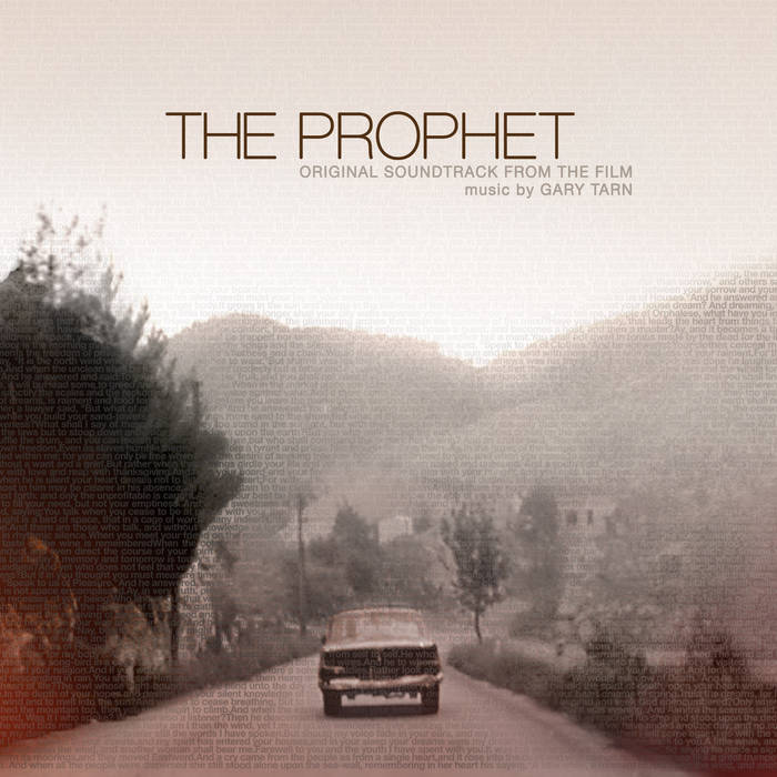 The Prophet - original soundtrack cover art