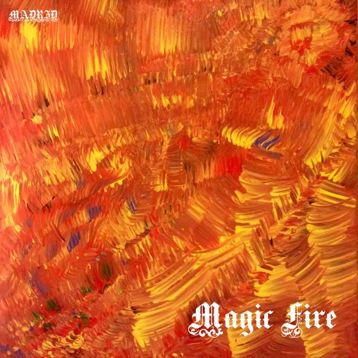 Magic Fire cover art