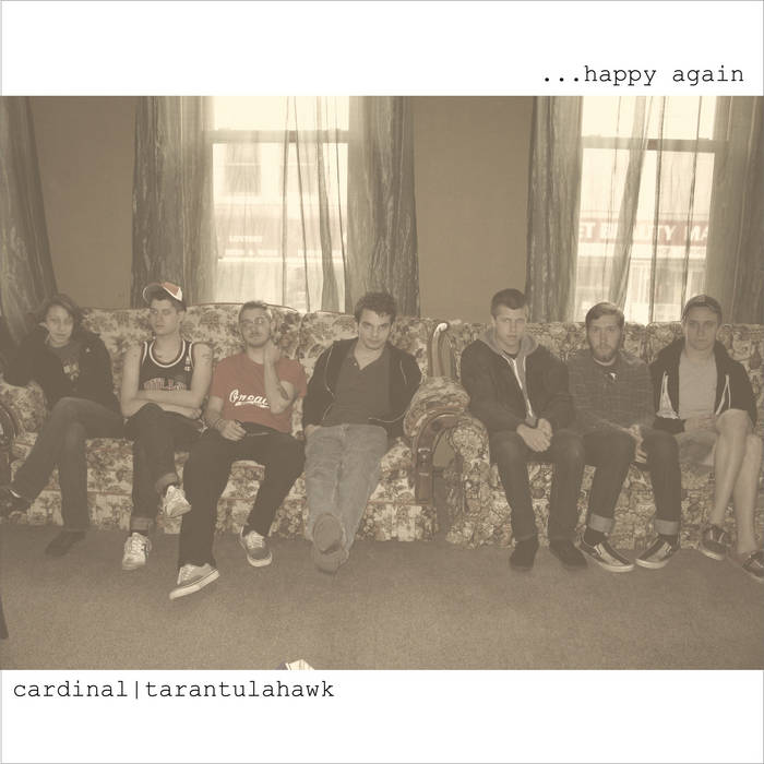 ...Happy Again cover art