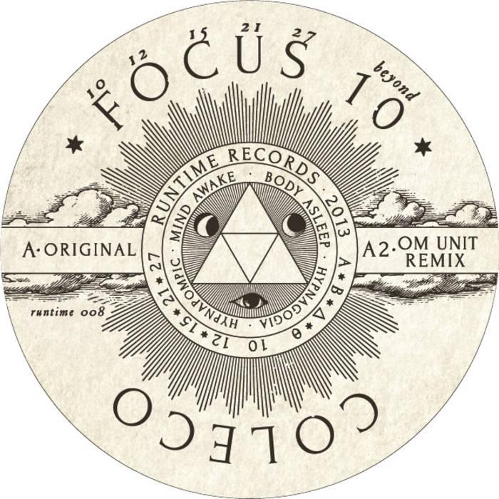 Focus 10 EP cover art