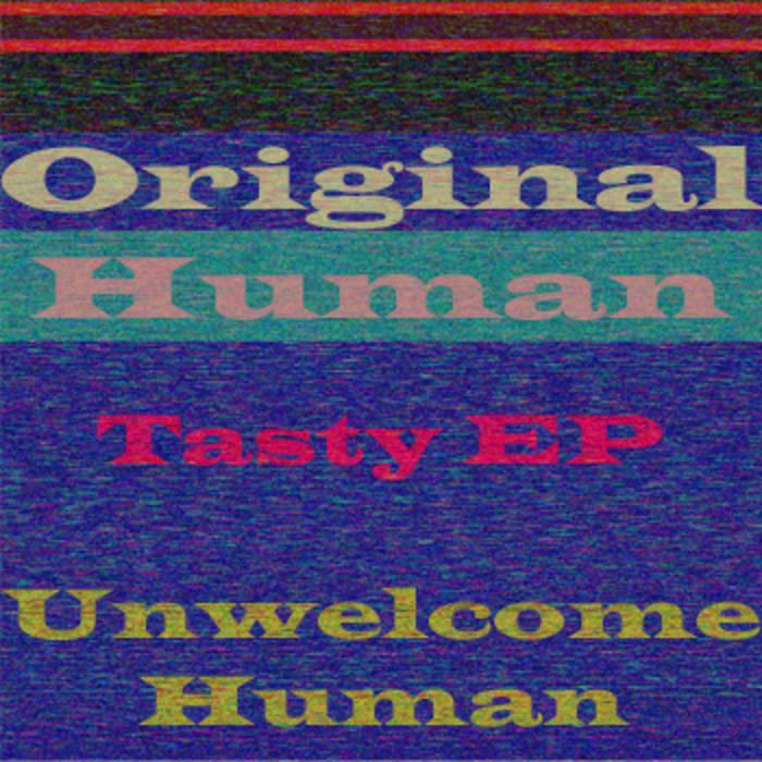 Original Human Tasty EP cover art
