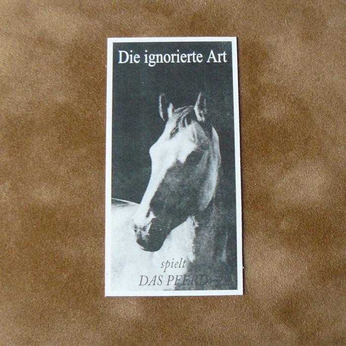 Das Pferd cover art