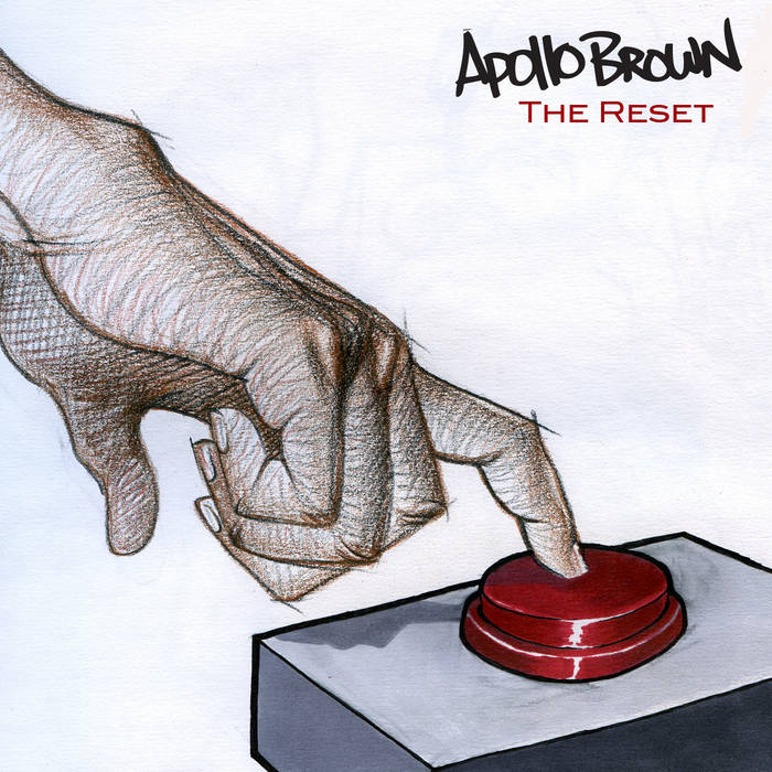 The Reset cover art