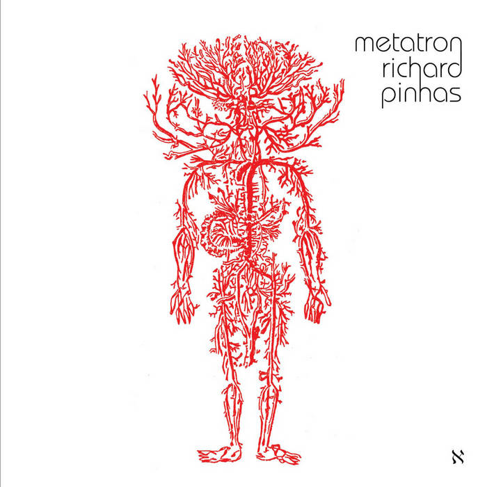 Metatron cover art