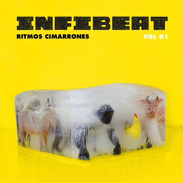 Ritmos Cimarrones Vol.1 cover art