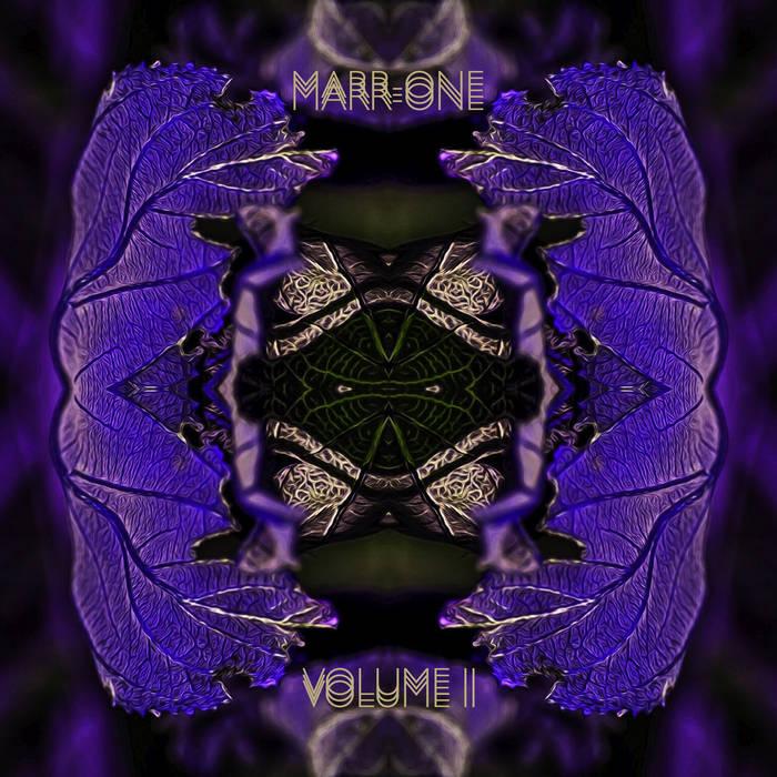 Marr-One Volume II cover art