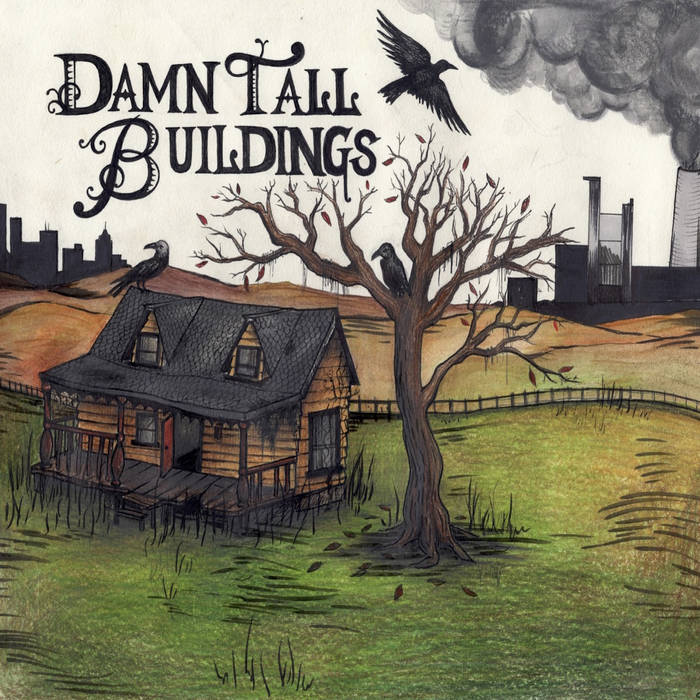 Damn Tall Buildings cover art