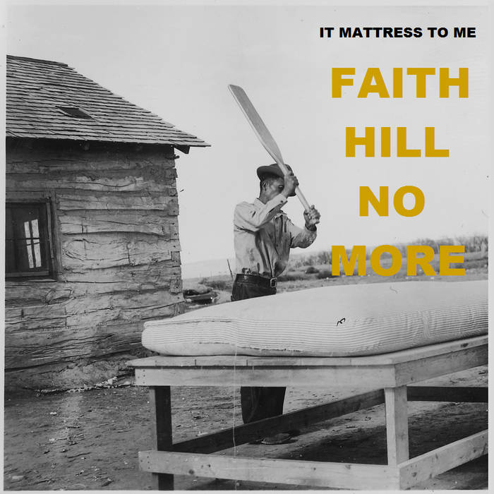 It Mattress To Me cover art