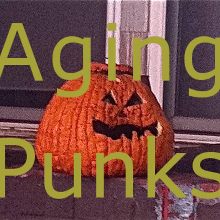 Aging Punks EP cover art