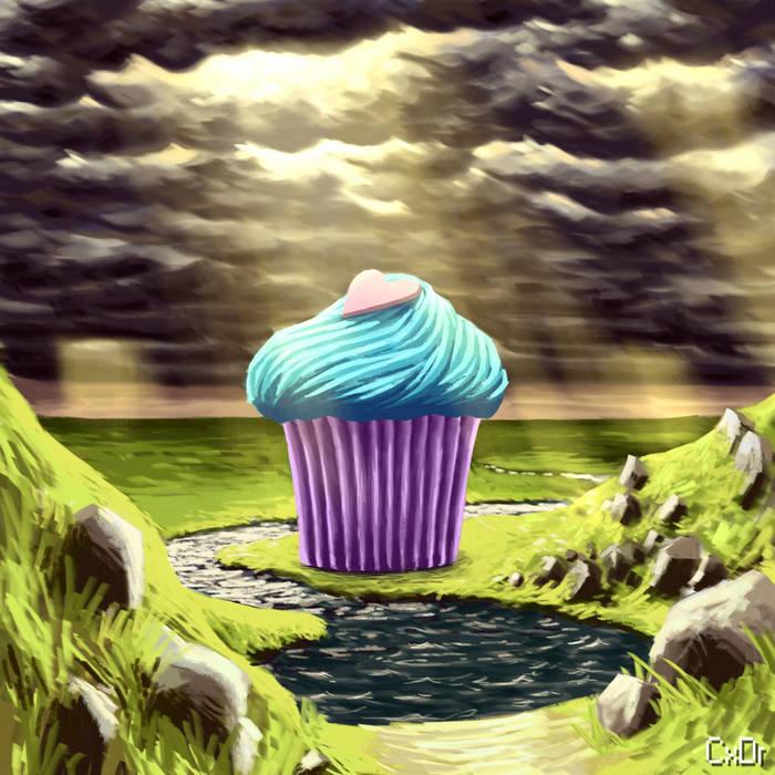 Cupcake cover art