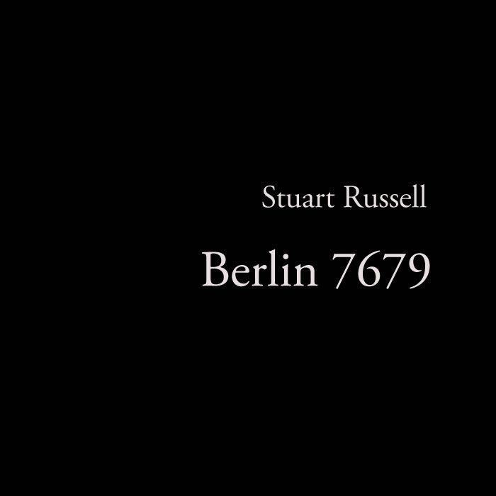 Berlin 7679 cover art