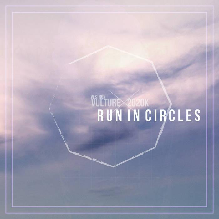 Run in Circles - Single cover art