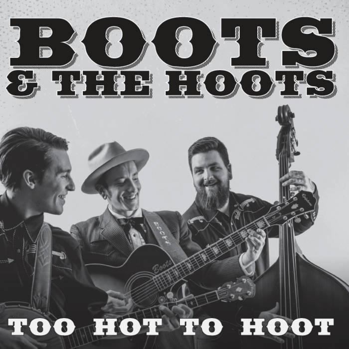 Too Hot To Hoot cover art