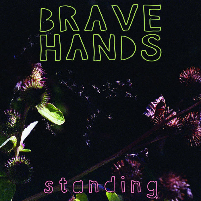 Standing cover art