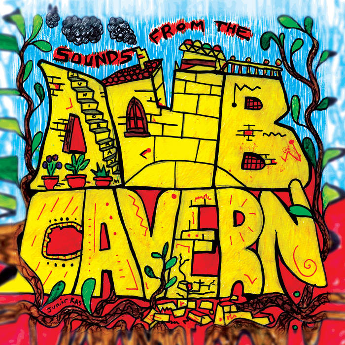 Sounds From The Dub Cavern EP cover art