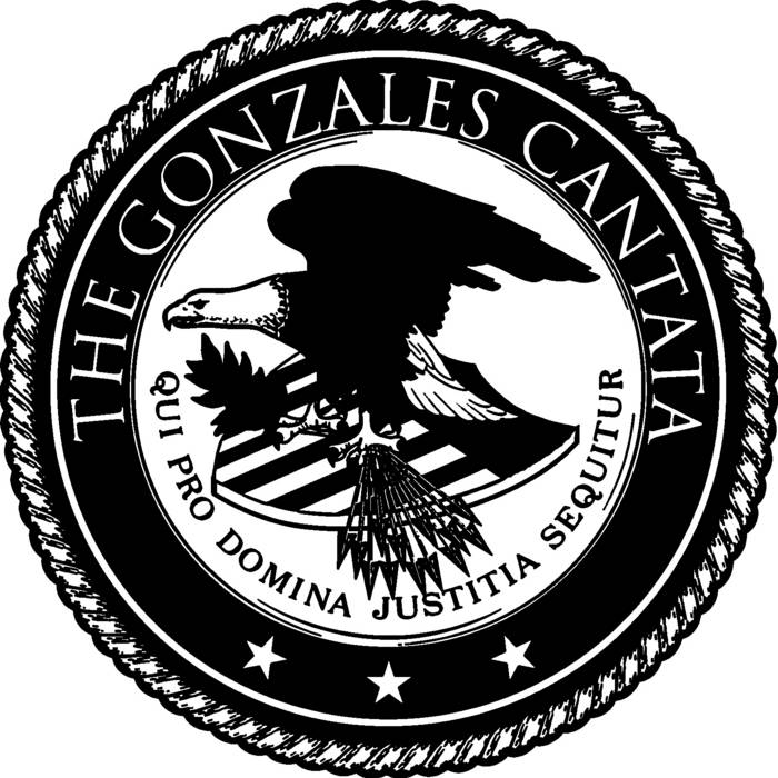 The Gonzales Cantata cover art