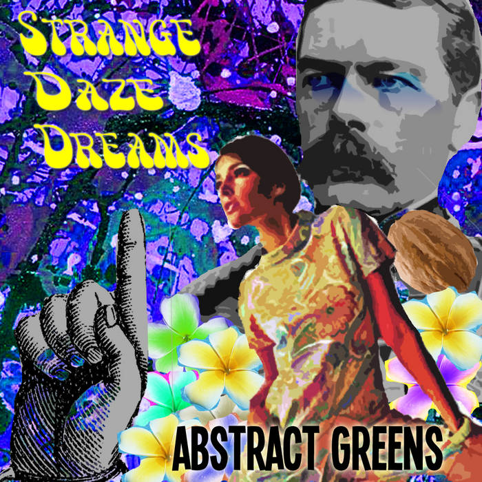 Strange Daze Dreams cover art