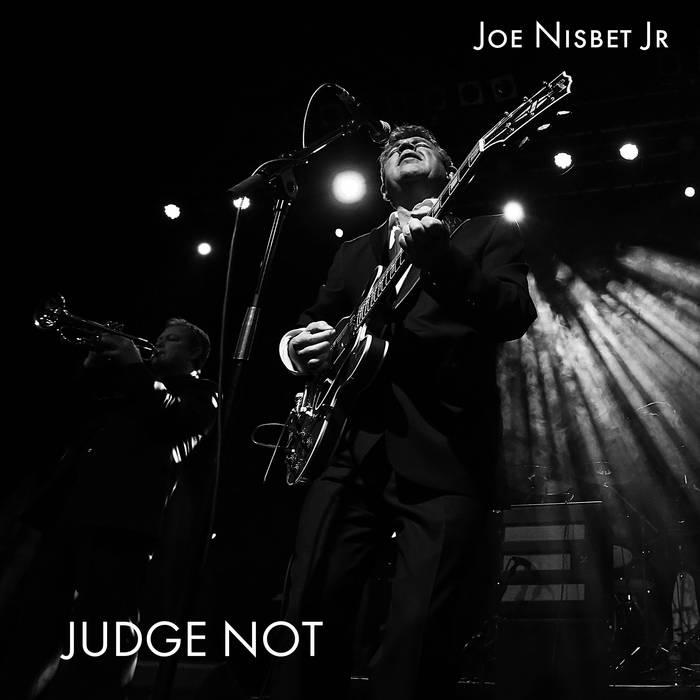 JUDGE NOT cover art