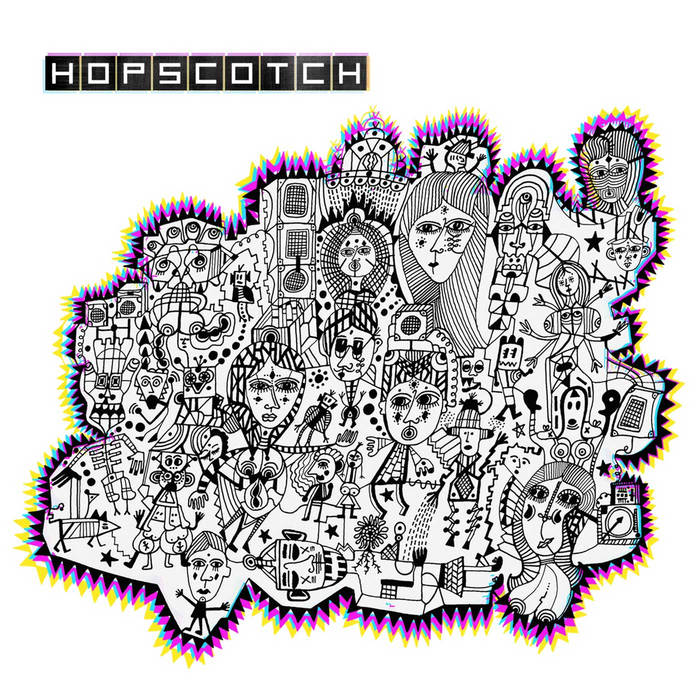 Hopscotch cover art