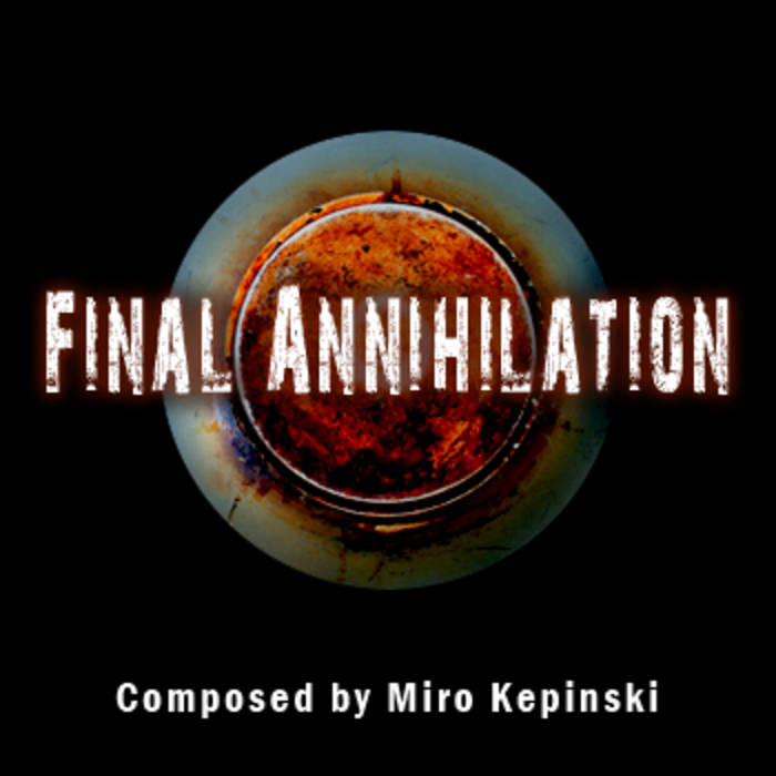 Final Annihilation cover art