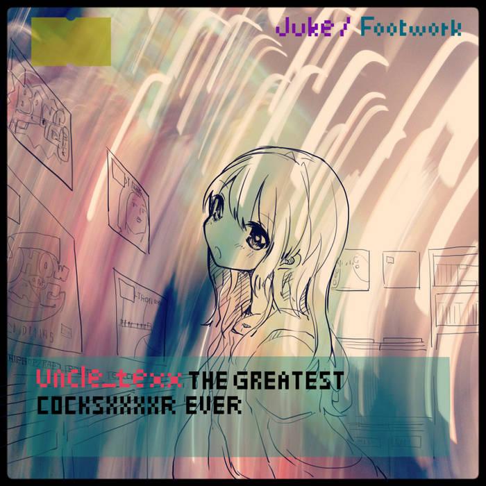 THE GREATEST COCKSXXXXR EVER EP cover art