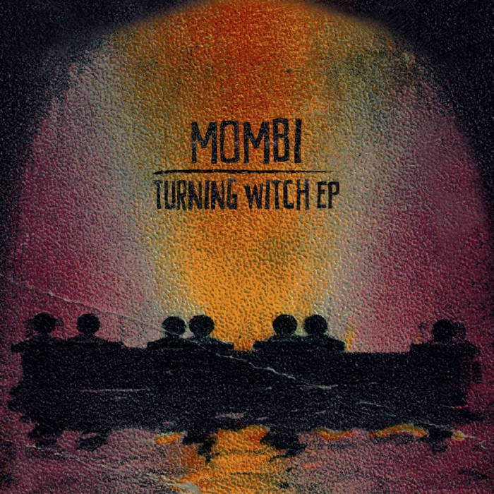Turning Witch EP cover art