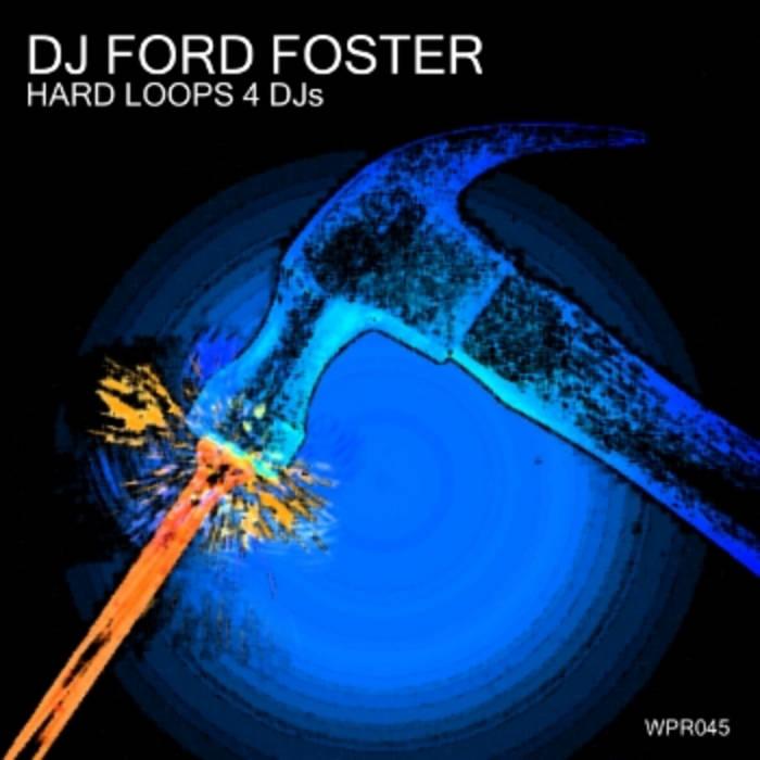 Hard Loops 4 DJs WPR045 cover art
