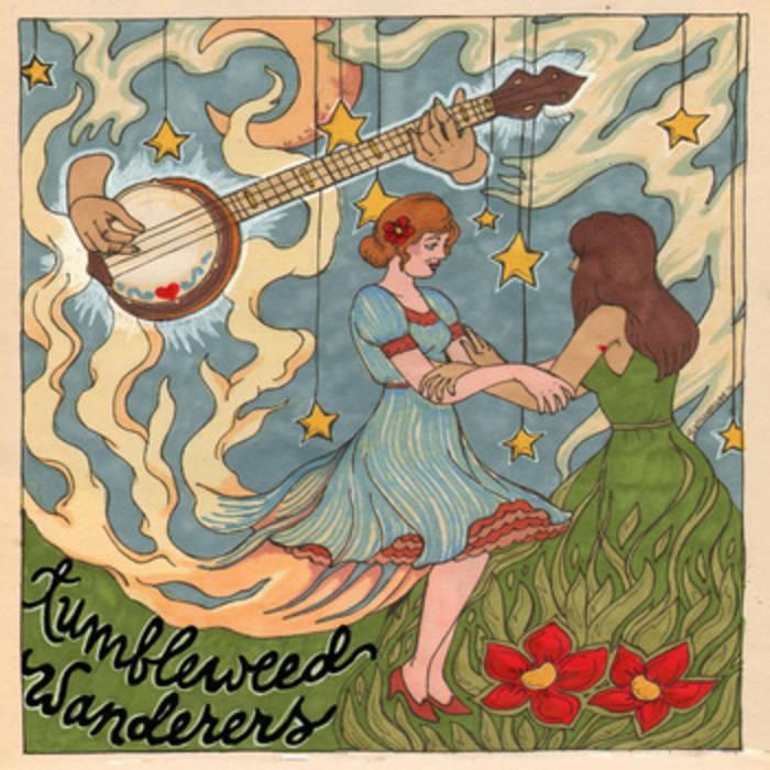 Tumbleweed Wanderers cover art