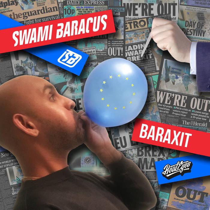 BARAXIT cover art