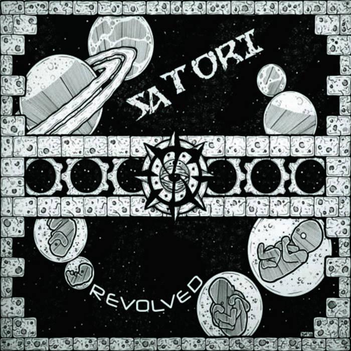 Revolved cover art