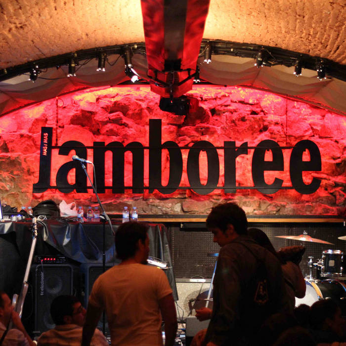 Live at the Jamboree June 17th 2011 1st set cover art