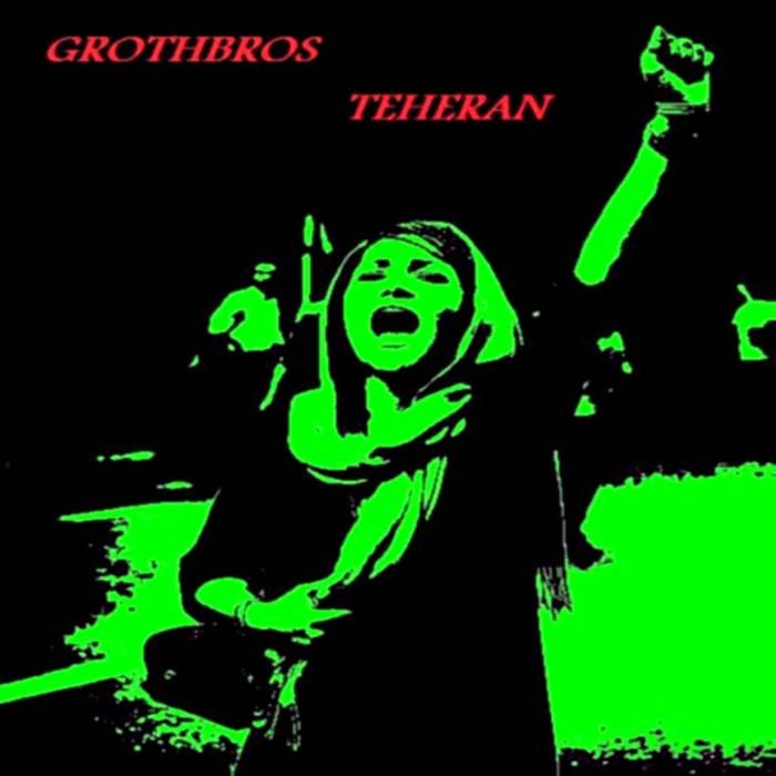 Teheran cover art