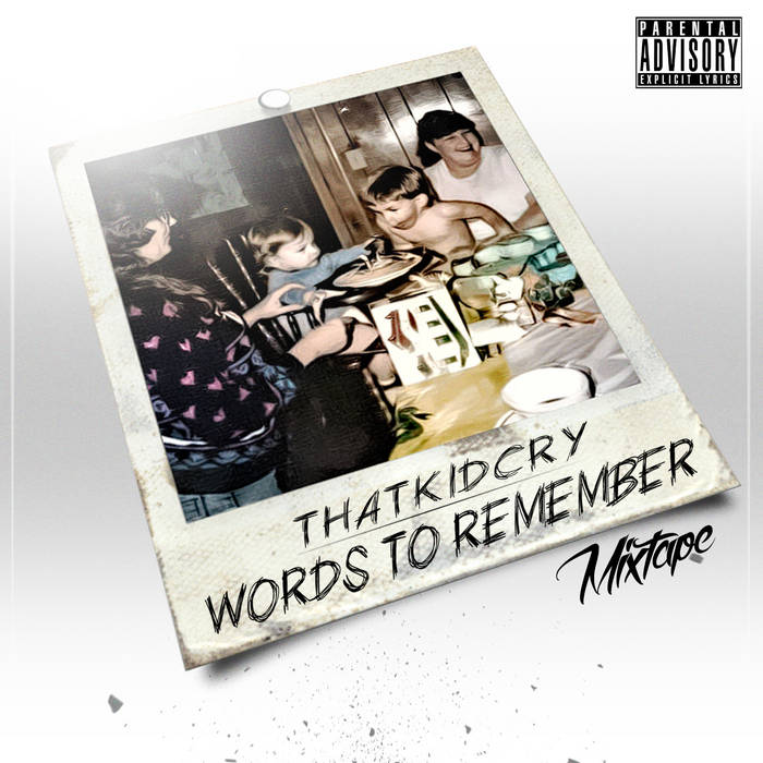 Words to Remember Mixtape cover art