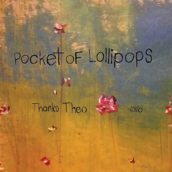 Thanks Theo cover art