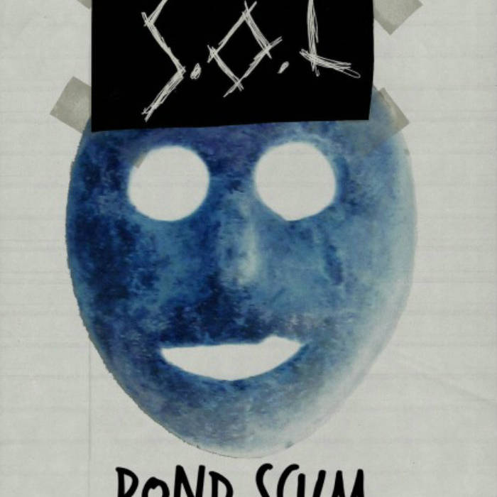 Pond Scum cover art