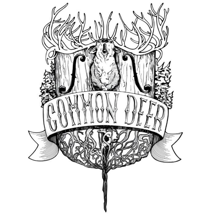 Common Deer EP cover art
